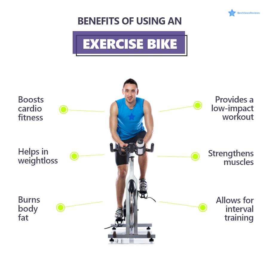 Advantages of Exercise Bike
