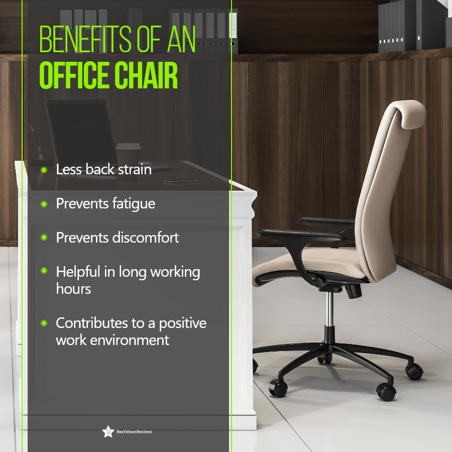 Advantages of office chair