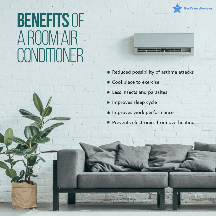 Benefits of a Room Air conditioner