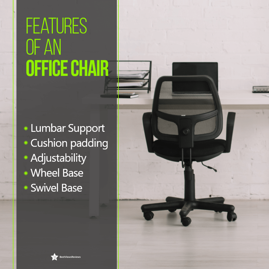 What all does office chair offer