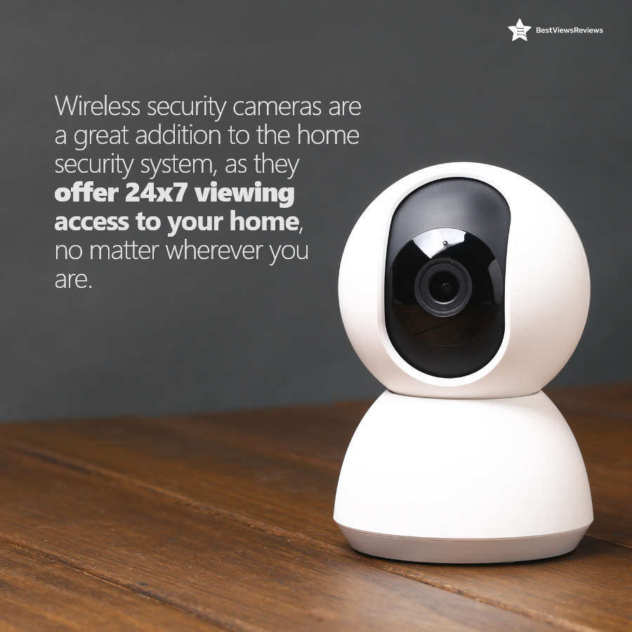 Uses of Wireless Security Cameras
