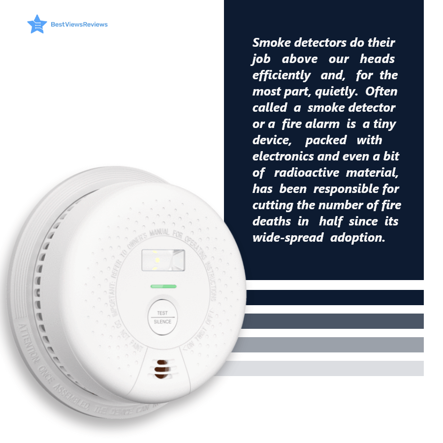 What are smoke detectors