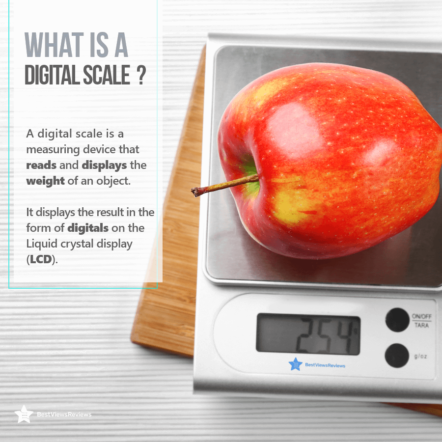 Definition of a digital scale