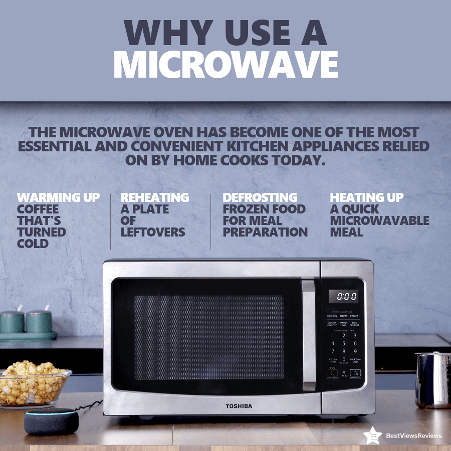 Purposes of a microwave